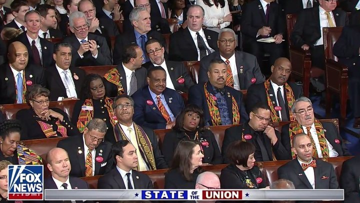 Cry Babies at State of the Union Address 2018