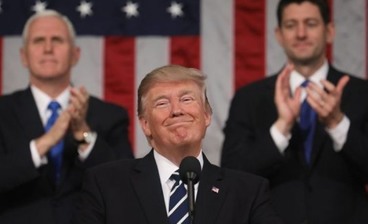 Another HUGE Win at State of the Union Address 2018
