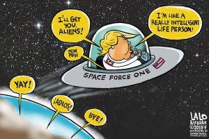 Join Trump Space Force