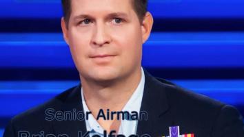 Senior Airman Brian Kolfage