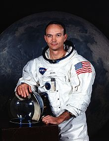 Michael Collins, American astronaut, Apollo 11