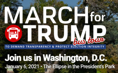 Trump March DC